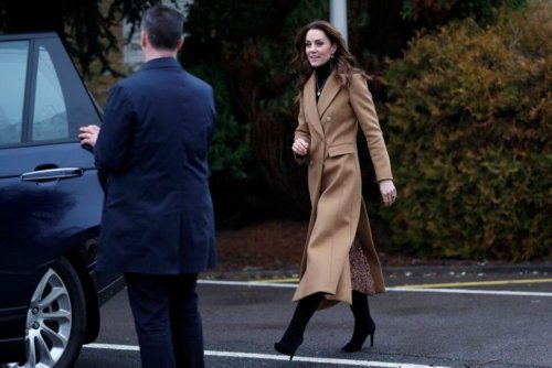 UK Royal Kate Sets up New Centre to Focus on Importance of Early Years   World News   US News