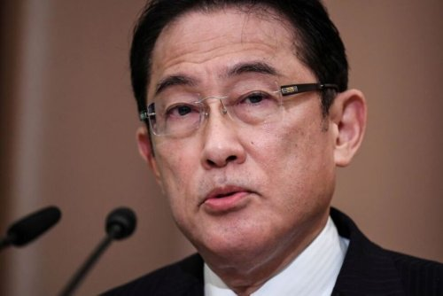 Japan's Kishida: Need to Watch if China Can Meet Pacific Trade Pact Requirements