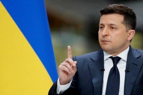 Ukraine's President Thanks G7 Nations for Support
