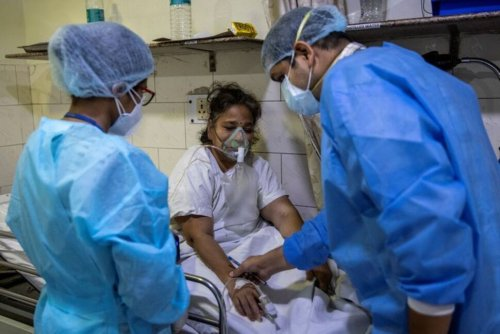 #COVIDSOS: India Twitter Paints Desperate Picture of COVID-19 Crisis