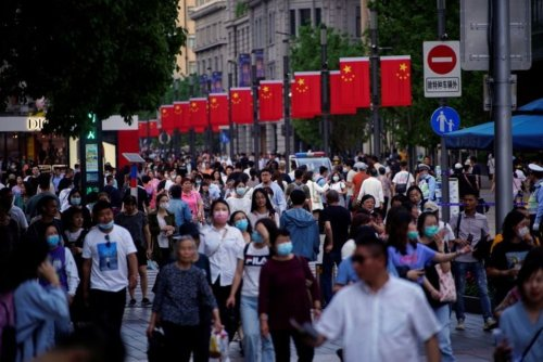 Reaction From Chinese Residents to the Once-In-A-Decade Census
