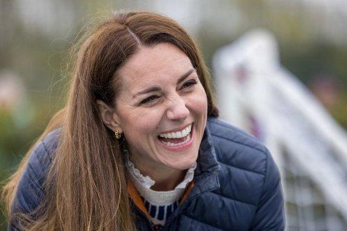 UK's Duchess of Cambridge 'Can't Wait to Meet' New Niece Lilibet