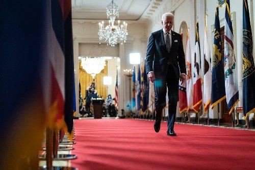 Joe Biden Behind The Scenes