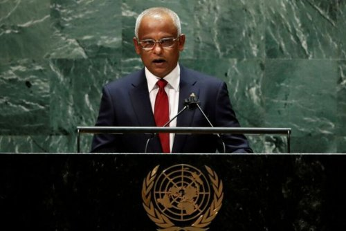 'Death Sentence': Low-Lying Nations Implore Faster Action on Climate at U.N