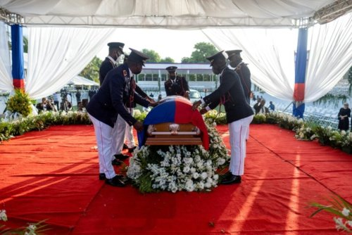 One Month After Haitian President Slain, Painful Confusion Prevails