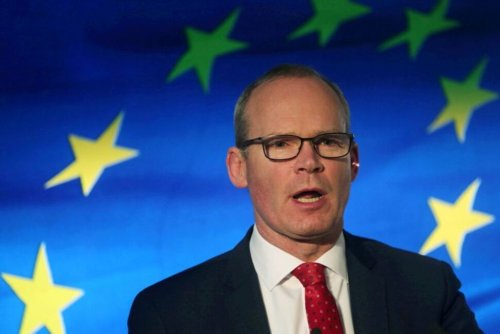 EU, UK Must Be Given Time to Discuss Northern Ireland Ireland's Coveney
