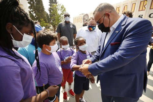 Cardona: Vaccinating Younger Kids a 'Game Changer' for Schools