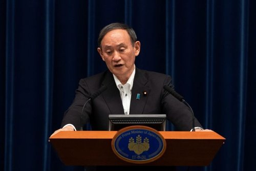 Japan's Suga: State of Emergency Broadened After Rise in COVID Cases