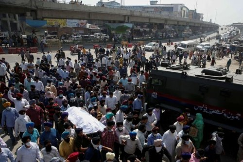 Explainer - What Is Behind the Recent Surge in Violence in Indian Kashmir?