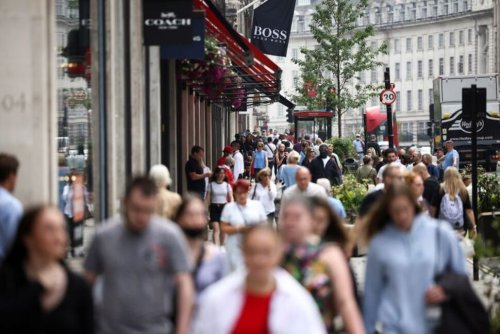 IMF Lifts Forecast for UK Growth in 2021 After Vaccine Roll-Out | Investing News | US News
