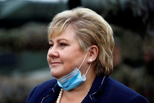 Norway's Prime Minister Gets COVID-19 Vaccine