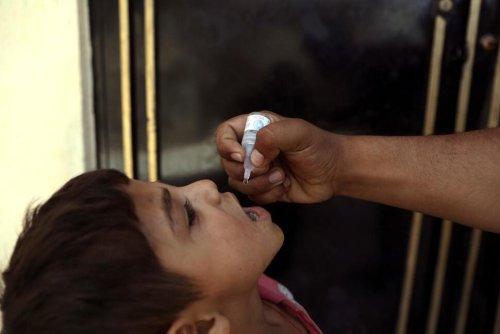Attacks Target Polio Teams in East Afghanistan, 5 Killed   Health News   US News