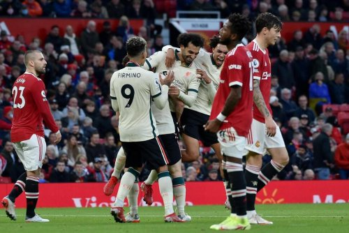 Man United Humiliated: Salah Hat Trick in 5-0 Liverpool Rout