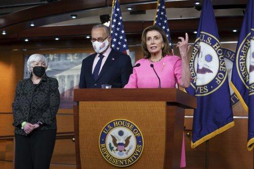 Biden Faces His Toughest Negotiating Test: Bringing Together the Democrats