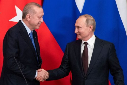 Factbox-Partners or Rivals? Russia and Turkey Navigate Awkward Alliance