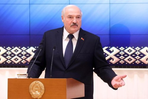 Belarus Leader Ready to Invite Russian Troops 'If Necessary'   World News   US News