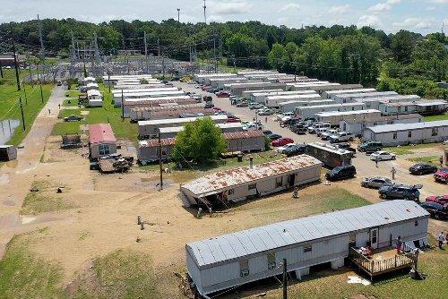 Claudette Regaining Strength After 13 Killed in Alabama   Alabama News   US News