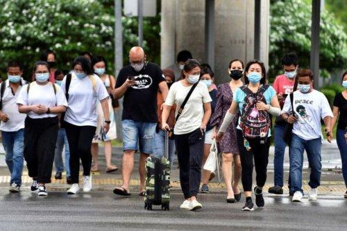 Singapore Population Sees Biggest Percentage Drop Since 1950