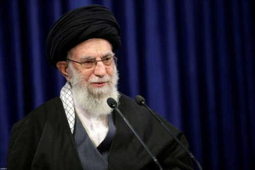 Iran's Khamenei Says Water Crisis Protesters Cannot Be Blamed | Top News | US News