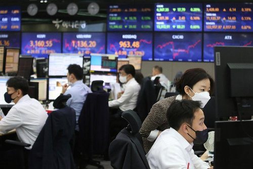 Asia Shares Gain Despite Worsening Pandemic, Inflation Fears