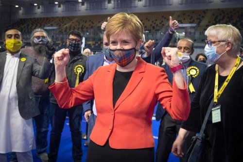Scotland's Pro-Independence Government Close to a Majority