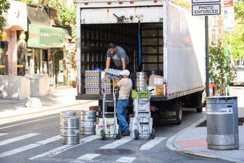 Poll: Nearly 1 in 5 Report Heavy Drinking During the Pandemic