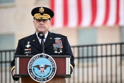 Top U.S. General Warns of 'Potential International Instability'