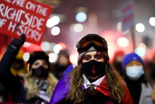 Europe's Rights Watchdog Tells Poland to Change Definition of Rape