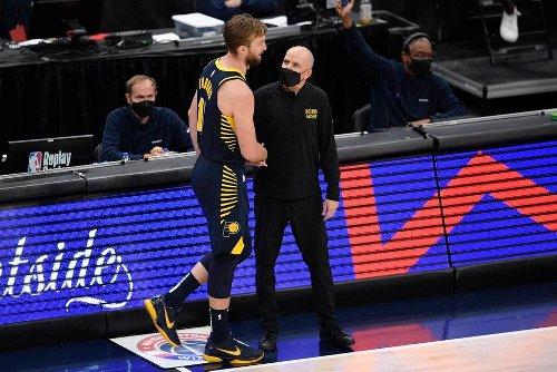 Pacers Fire Bjorkgren as Coach After Just 1 Season