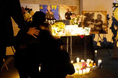 In Fatal Shooting, Some Political Foes Take Aim at Baldwin