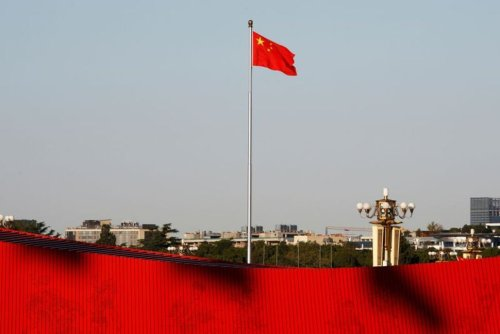 China's Communist Party to Hold Sixth Plenum on Nov 8-11 -State Media