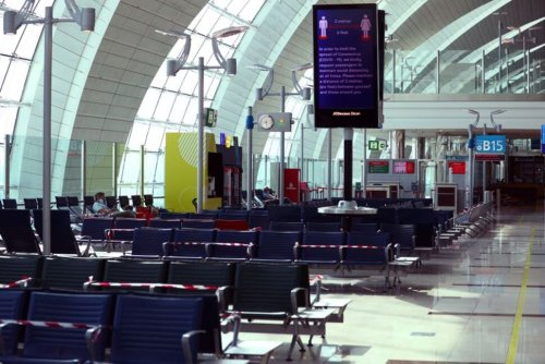 Dubai Airport Terminal 1 to Reopen This Week, Operator Says | World News | US News
