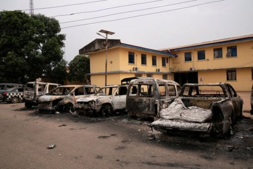 Amnesty Says Nigeria Security Forces Killed at Least 115 in Southeast This Year | World News | US News