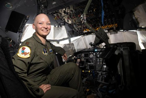 Nevada Air National Guard Has 1st Female Instructor Pilot