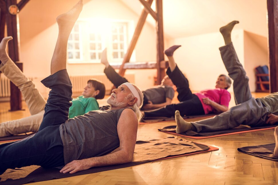 12 Best Equipment-Free Strength Exercises for Older Adults