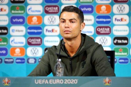 Soccer: UEFA Reminds Teams of Sponsorship Obligations After Ronaldo Case   Top News   US News