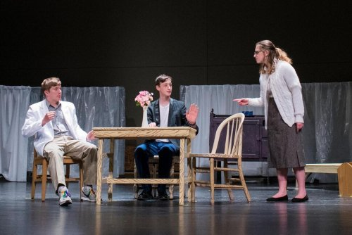 'Tyhoid Mary' Play at Wyoming School Takes on Timely Topic