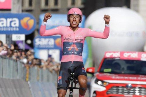 Bernal Adds Giro D'Italia Title to Tour De France Win