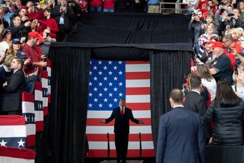 Trump's GOP Drives Out Reagan Republicans