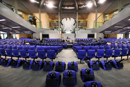 Germany's SPD Want Female Bundestag President