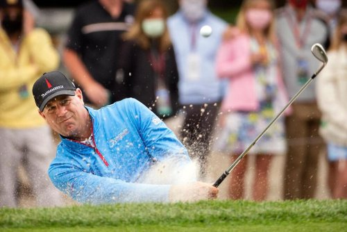 Unstoppable Cink: 47-Year-Old Sets Midway Record at Heritage