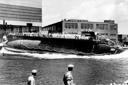Skipper: Docs Show No Coverup in Submarine Sinking | Maine News | US News