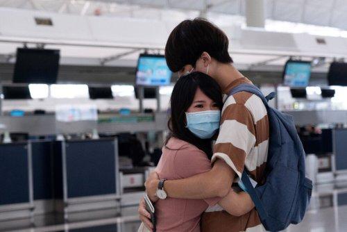 Migrants Leave Hong Kong En Masse Following Protests