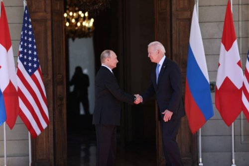 Putin Says Russia, U.S. to Launch Nuclear Arms Control Talks   World News   US News