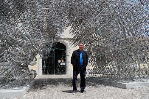 'Good Feeling': Ai Weiwei Picks Portugal for New Show, Home | Entertainment News | US News