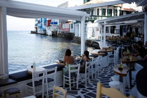 EU Health Body Warns Against Visiting Popular Greek Islands Over COVID-19 | World News | US News