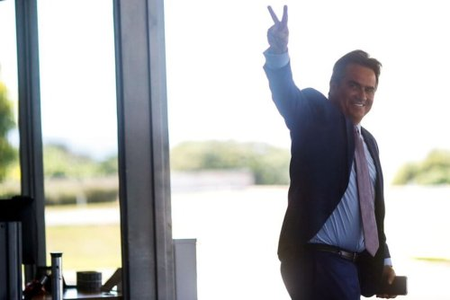 Brazil's Bolsonaro Shuffles Cabinet, Recreates Labor Ministry   World News   US News