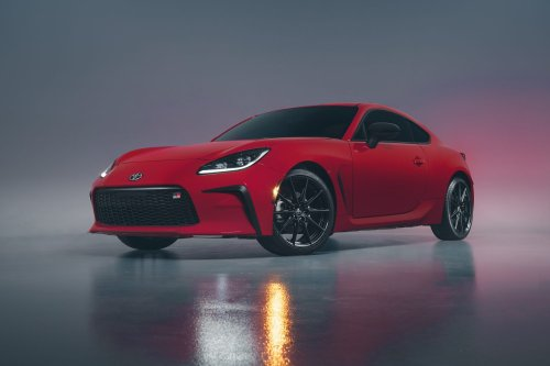 Here's All You Need to Know About the 2022 Toyota GR 86