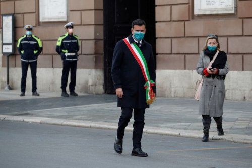 Italy's Embattled Mayors Seek Shelter From Legal Bombardment   World News   US News
