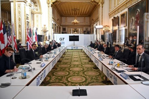 G7 Scolds China and Russia Over Threats, Bullying, Rights Abuses